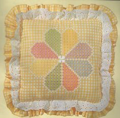 Vintage Down on The Farm Originals Dresden Plate Chicken Scratch Embroidery Kit   eBay