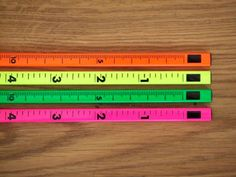ruler pencil - highlighted