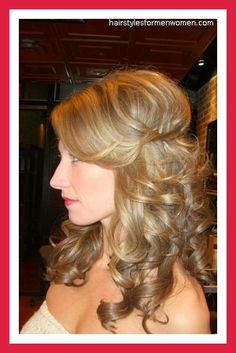 Bridal Hairstyles Half Up Half Down With Veil picture and slideshow