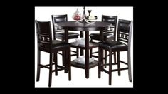 Gia Counter Height Dining Set
