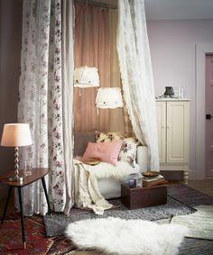 Inspiratie voor een creatieve en gezellige slaapkamer