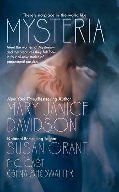 Cover for MYSTERIA.