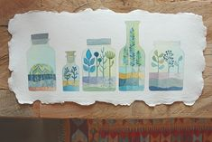 Five Terrariums