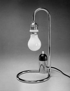 Desk lamp designed 1926.  Sybold Van Ravesteyn  (Dutch, Rotterdam 1889-1983 Laren)
