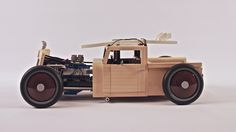 LEGO California Style Rat Rod by Chris Melby (Photo: Courtesy of Chris Melby)
