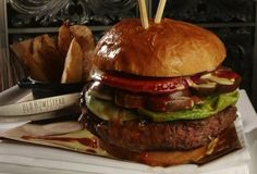 The Tri Burger