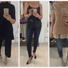 "Bom dia! Alguns looks meus de uma das minhas lojas preferidas. Já no blog ""Favourites#2"". ️Good morning! Some of my looks from one of my favourites stores. On the blog, ""Favourites#2"" #newpost #40smumhavingfunblog #fashionpost #fashion #fashionblogger #fashionlook #osmeuslooks #mystyle #mumslook"