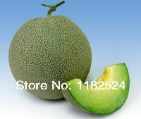 Chinese Akiko 060 F1 Sweet Melon Seeds fruit seeds (30 SEEDS)