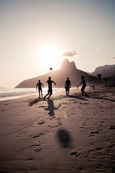 let's play on the beaches of rio and sao paulo