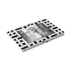 #Crossword Puzzle Theme Wedding Guest Book - #WeddingGuestBook #Wedding #Guest #Books #Guestbook Wedding Guest Books