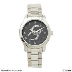 Horseshoes Wristwatches
