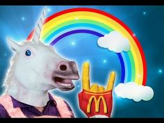Pranks and Fails with Fun! / Magical Unicorn is Hungry!  #laugh #prank #comedy #vlog #unicorn #magic