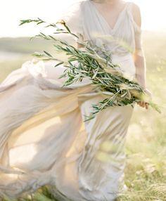 the babushka ballerina: Romantic Grecian Goddess
