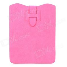 "Color: Deep Pink; Brand: N/A; Quantity: 1 Piece; Material: PU leather; Compatible Size: Others,10""; Type: Sleeves; Packing List: 1 x Case; http://j.mp/1v2GLqu"