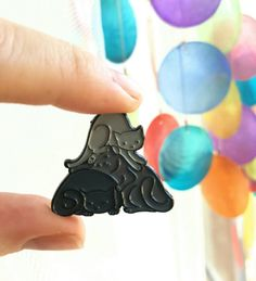 Hey, I found this really awesome Etsy listing at https://www.etsy.com/listing/511379941/meowntain-enamel-pin-lapel-pin