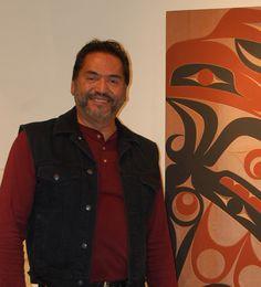 Andy Wilbur Peterson ~ Skokomish--Andy is a member of the Skokomish (Twana) Nation. He was born in Shelton, Washington in 1955. He has lived in the Skokomish community all of his life.