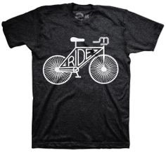 """Bike MS Bicycle"" tee"