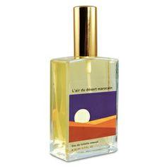 L'Air du Désert is talented amateur perfumer Andy Tauer's second fragrance