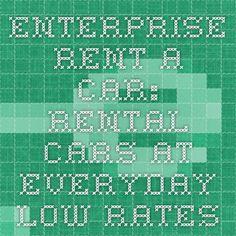 Enterprise Car Rental Midland Airport