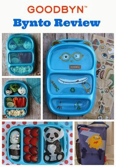 @Goodbyn Lunchbox Lunchbox Lunchbox Bynto Review by mamabelly.com
