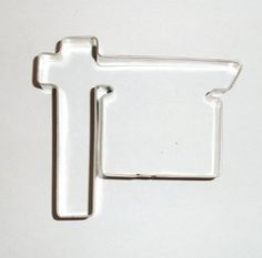 Realty sign cookie cutter - $7.99 - http://www.cheapcookiecutters.com/collections/frontpage/products/realty-sign-cookie-cutter