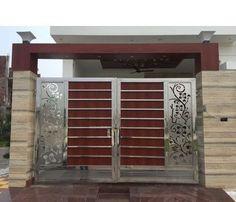 Home Gate Design, Gate Wall Design, Grill Gate Design, House Main Gates Design, Balcony Grill Design, Steel Gate Design, Front Gate Design, Railing Design, Modern Main Gate Designs