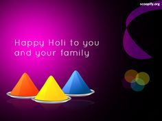Best Holi Images To Shower Your Feelings On Your Loved Ones ----  #9. Indian festival of Holi