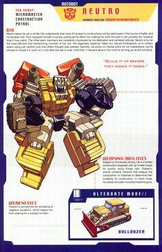 Transformer of the Day: Neutro Transformers Decepticons, Transformers Characters, Transformers Movie, Gi Joe, Transformers Generation 1, Cultura Pop, Comic Book Characters, Pokemon, Geek Stuff