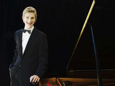 Music flows from the heart for Jan Lisiecki