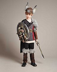 viking boy costume | Decided by the king himself... Miah's Costume
