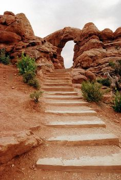 Turret Arch, Arches National Park, Utah