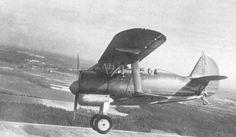 Russian WWII Polikarpov I-15 Chato