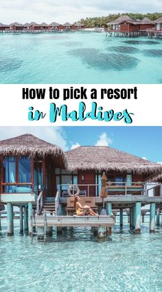 The most detailed travel guide about the Maldives for every budget! Learn everything about the Maldives and plan your the best vacation! Best Hotels In Maldives, Maldives All Inclusive, Maldives Vacation, Maldives Honeymoon, Visit Maldives, Maldives Villas, Greece Vacation, Beach Resorts, Best Vacations