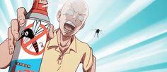 Saitama _ One punch man