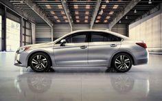 2018 Subaru Legacy GT - http://www.carmodels2017.com/2016/09/23/2018-subaru-legacy-gt/