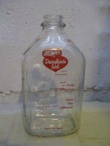 vintage Wisconsin milk Bottle | Shop food | Kaboodle