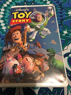 Toy Story (VHS, 1996) Disney's Pixar VHS Clamshell Kids Collectible Movies 786936670332 | eBay