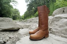 In LOVE with our new leather Atlas Riding Boots!!! #Teysha
