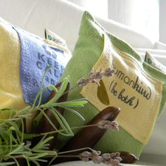 Lavender Sachets for Dryer Clothes Drawers Closets by zJayne, $12.75