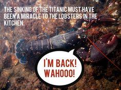 Titanic Lobsters