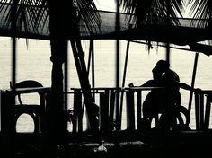 casal de praia
