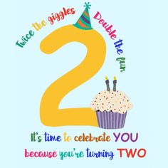 Whatsapp Two Fold Wishes To The Proud Parents Celebrating 2nd Birthday Of Their