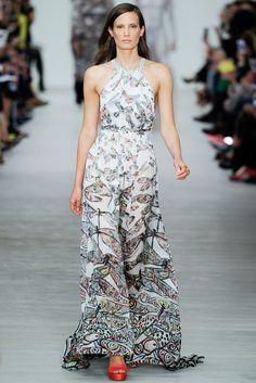 Matthew Williamson Spring 2014 Ready-to-Wear Fashion Show - Drake Burnette
