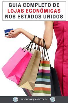 É hora das compras! Um guia de lojas econômicas nos Estados Unidos (e Canadá) que são amigas do seu bolso e garantirão boas compras independente da cotação!