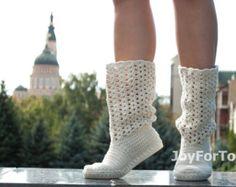 Botas de jeans Carters para el estilo Boho de calle por JoyForToes