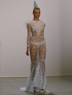 Irene Luft Spring/Summer 2015 - Mercedes Benz Fashion Week - http://olschis-world.de  #IreneLuft #SS15 #MBFWB