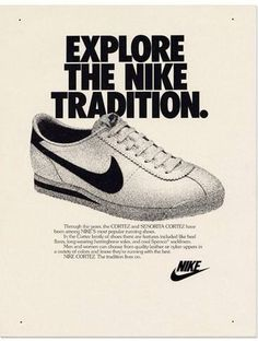 online retailer 0e00d 5e703 Nike Cortez History is as much a part of Los Angeles history as film  industry, Lakers   Watts riots. Evolution of Swoosh Logo   Famous Nike  Cortez Shoes.