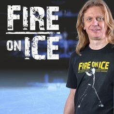 FIRE ON ICE Ice, Tops, Women, Ice Cream, Woman