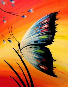 Easy-And-Simple-Canvas-Painting-Ideas-For-Beginners