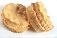 Gluten-Free Garlic Butter Biscuits (NO Gum!)
